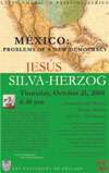 Silva-Herzog poster