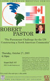 pastor poster
